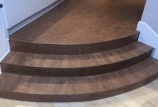 Rio Grande Walnut Plank Steps