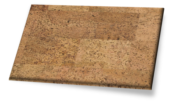 Merida I [Arena] - Cork Floor Tiles