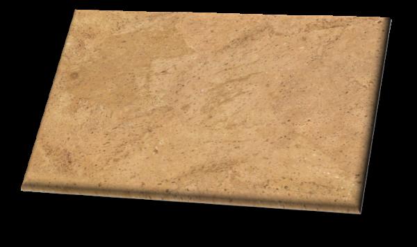 Nazaré White Backing - Cork Floor Tiles