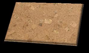 Pluto - Cork Floor Tiles