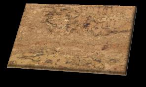 Rio Grande - Cork Floor Tiles