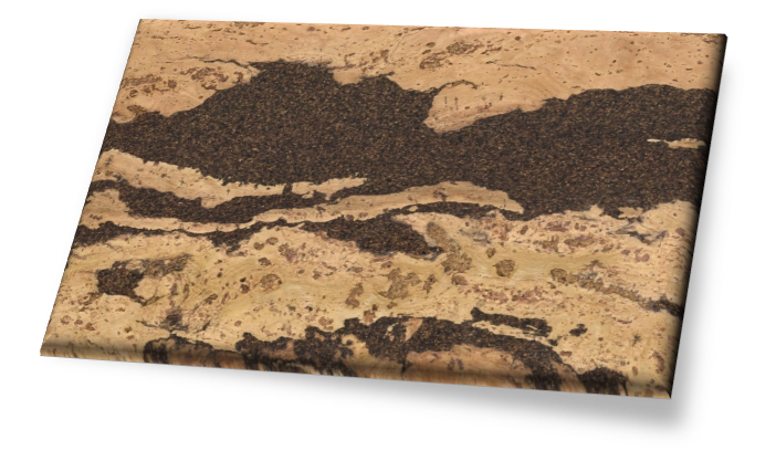 Rio Negro Cork Floor Tiles