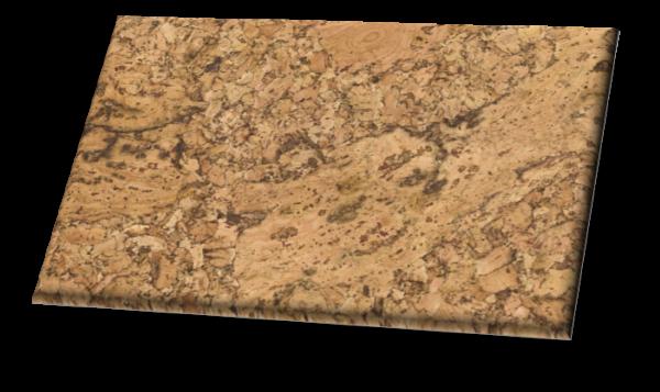 Kreta (Wall) - Traditional Gluedown Cork Wall Tile. Unfinished.