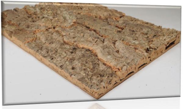 Decorative Cork Bark Sheets