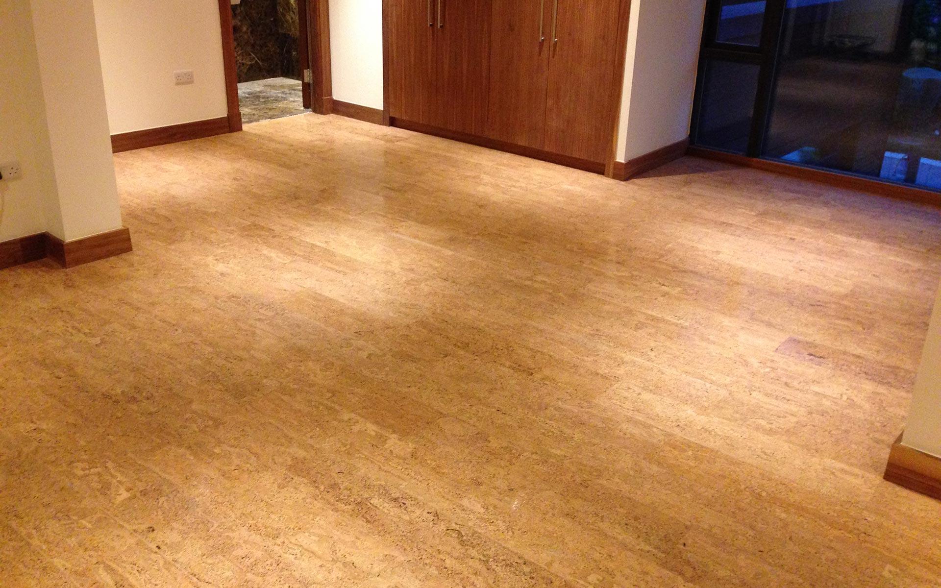 NATURO Cork Flooring